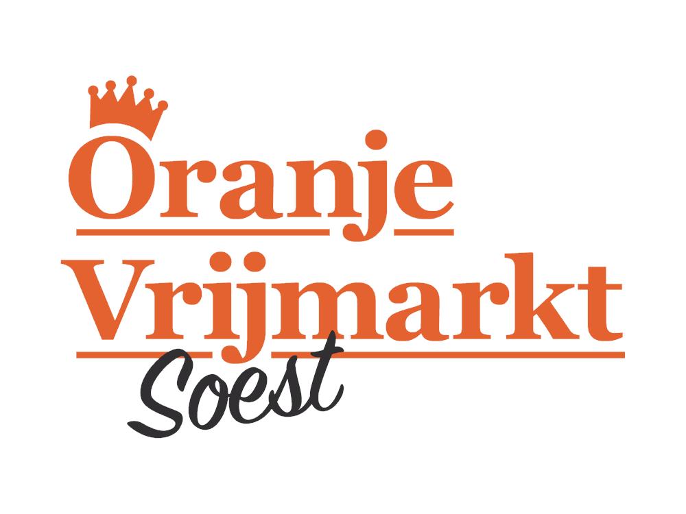 Oranje Vrijmarkt Soest logo